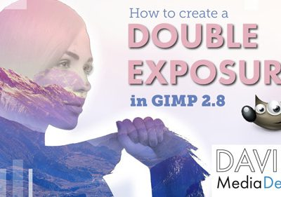 How to Create a Double Exposure Effect in GIMP