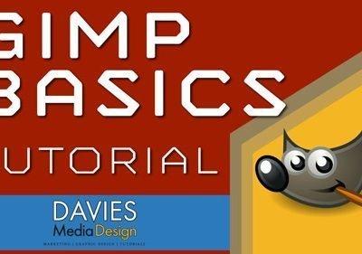 GIMP 101 Tutoriál pro začátečníky: Učení se základům
