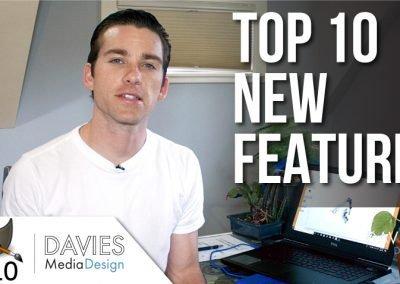 GIMP 2.10: Top 10 Nové funkce
