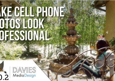 GIMP 2.10.2 Tutoriál: Udělejte fotky z mobilního telefonu Look Professional