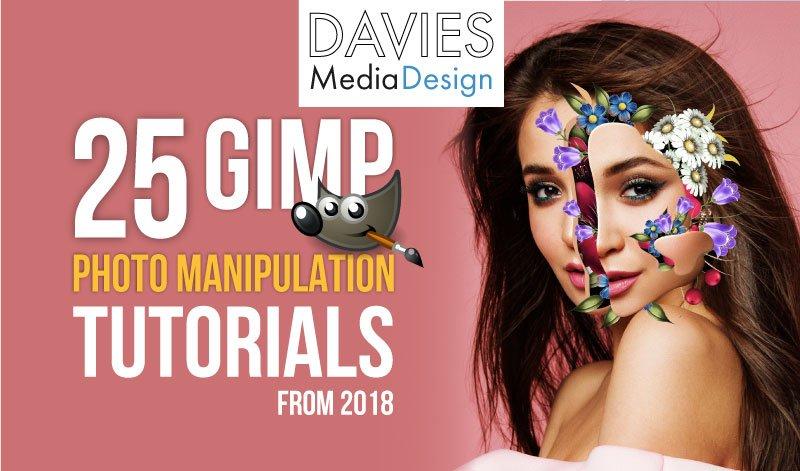 25 GIMP fotómanipulációs oktatóanyag 2018-tól