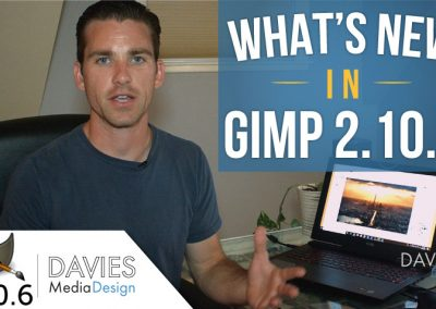 What's New in GIMP 2.10.6