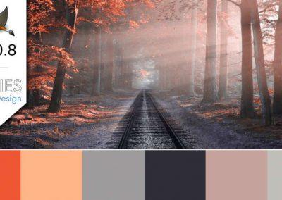 Výukový program GIMP 2.10.8: Vytváření vlastních palet barev a přechodů