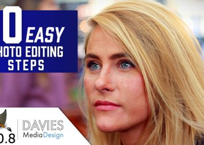 10 Easy Steps for Editing Photos in GIMP