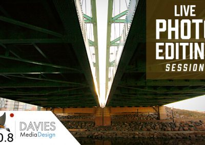 Sekce GIMP 2.10 Live Photo Editace (Jan 11th)