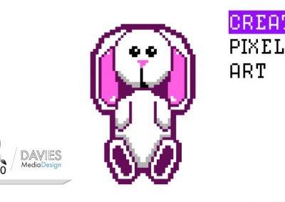 Jak vytvořit Pixel Art v GIMP 2.10.10
