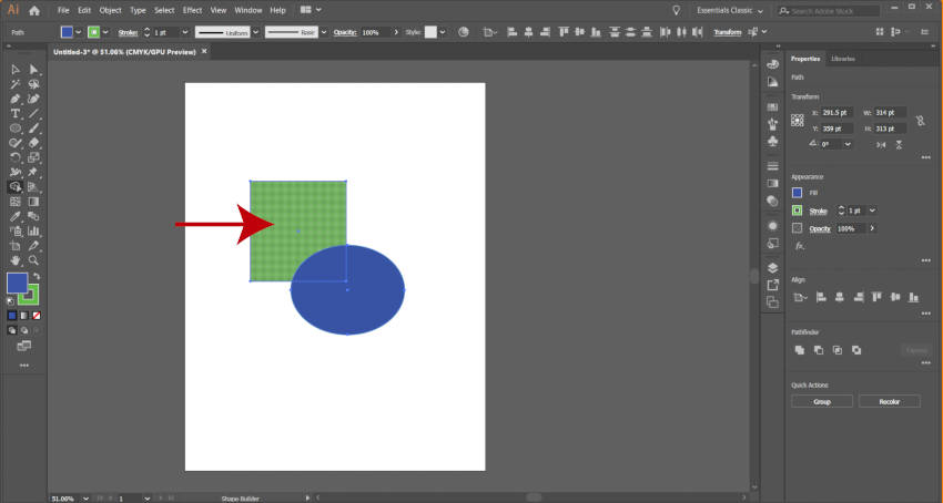 Artboard Tool Shape Region Illustrator