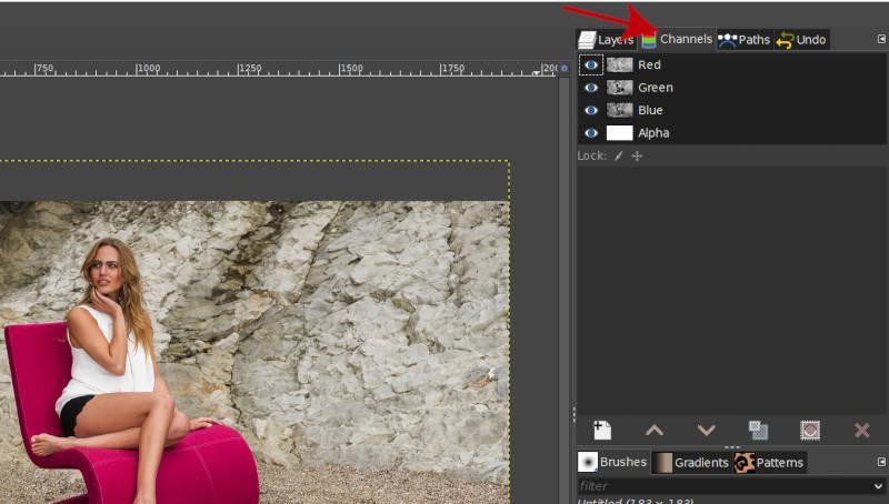 Calques Gimp Transparence Des Calques Davies Media Design
