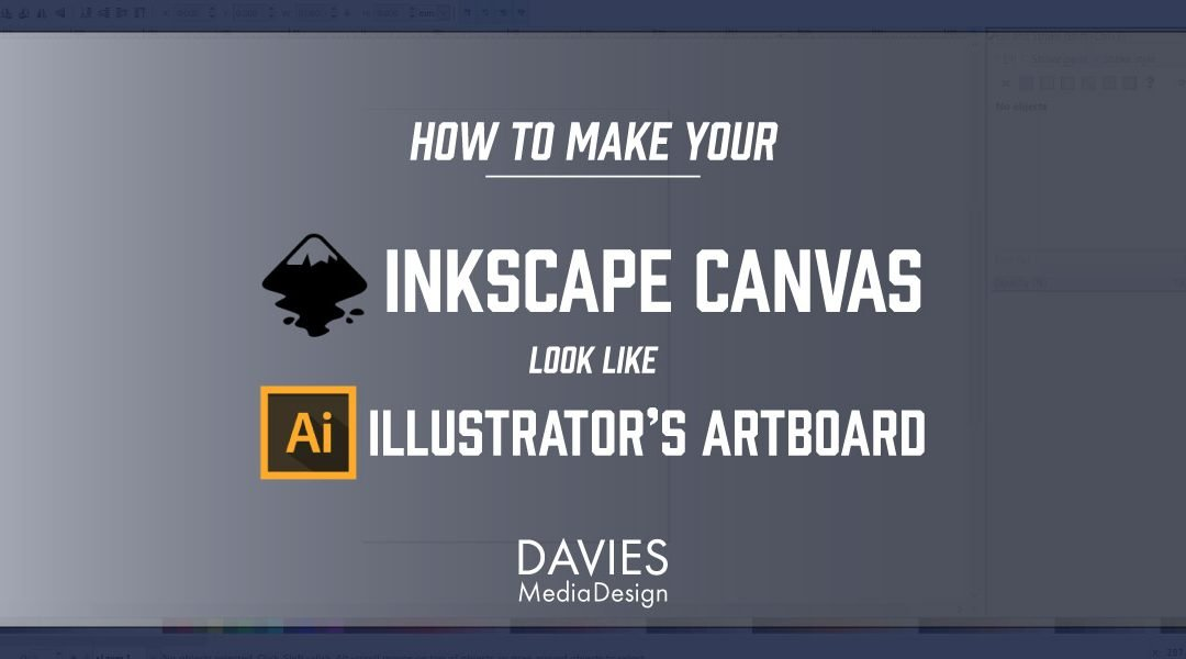 How to Make Your Inkscape Canvas Look Like Adobe Illustrator's Artboard