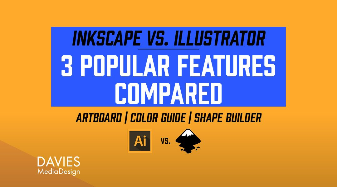 Inkscape vs. Illustrator: 3 Important Features Compared