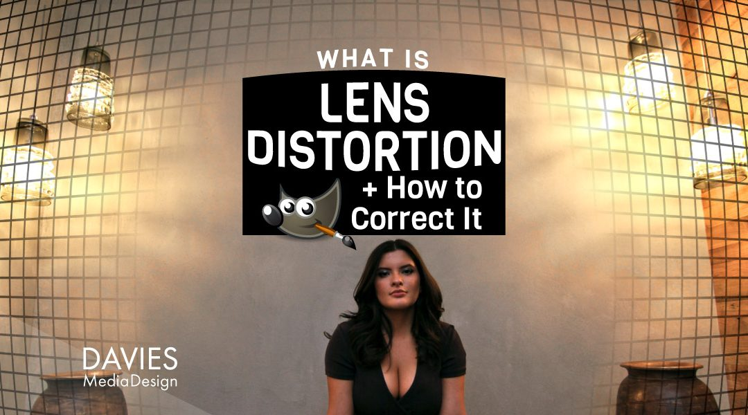 What is Lens Distortion and How to Correct It in GIMP