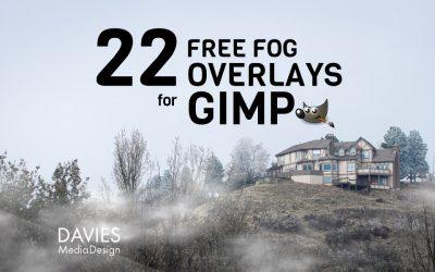 22 ÓKEYPIS þokulok fyrir GIMP í HD