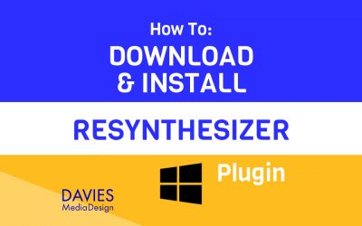 How to Download and Install GIMP Resythesizer Plugin for Windows