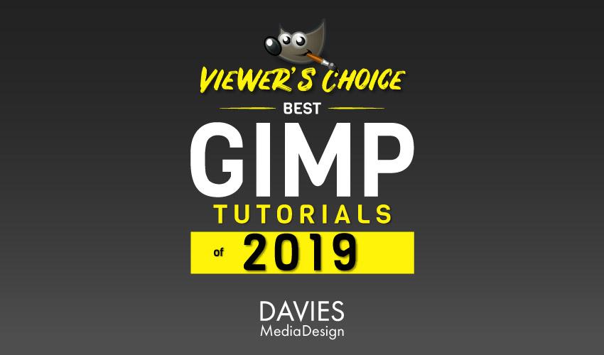 A néző választása 2019 legjobb GIMP oktatóanyagai
