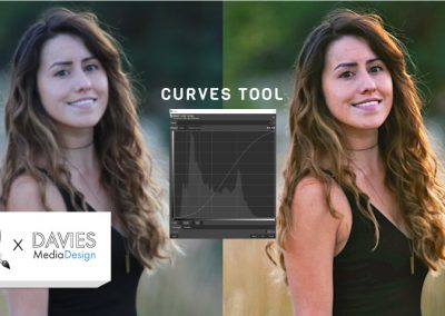 How to Use the Curves Tool in GIMP