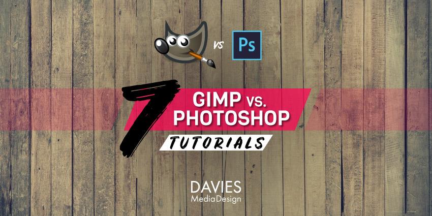 7 GIMP vs Photoshop oktatóprogram, amelyek megmutatják, hogy mennyi ingyenes szoftver jött el