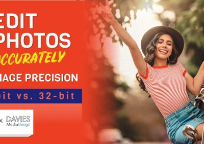 Image Precision Explained (8-bit to 32-bit) | Edit Photos More Accurately in GIMP