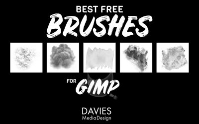 The Best Free Brushes for GIMP in 2020