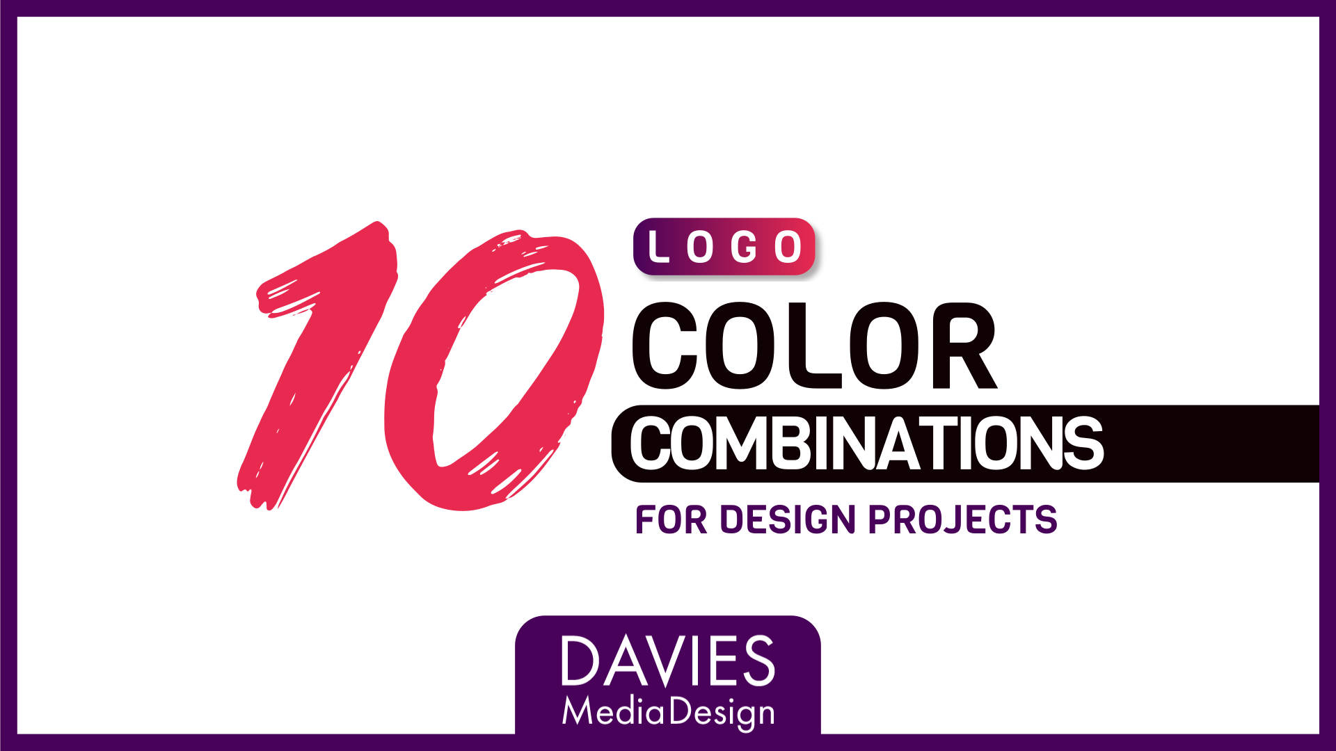 10 Logo Color Combinations for Graphic Design Article