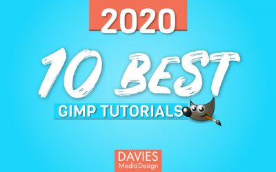 10 Best GIMP Tutorials of 2020 (So Far)