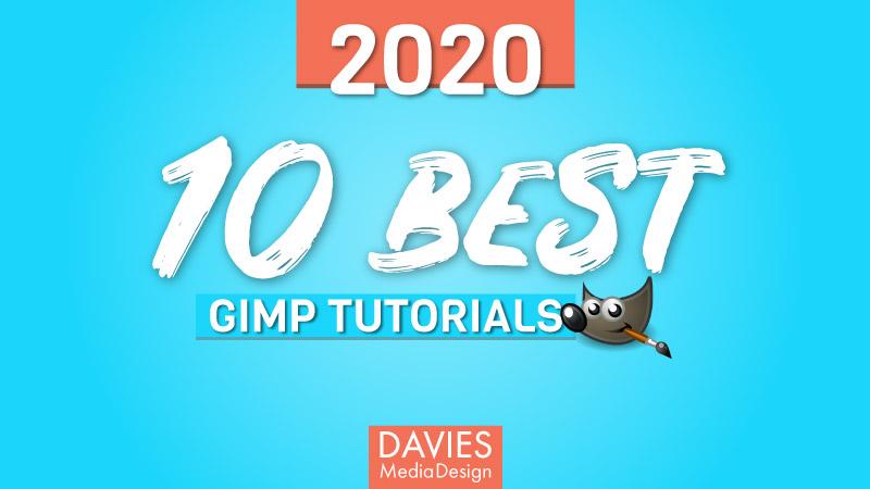 10. aasta 2020 parimat GIMP-õpetust (siiani)
