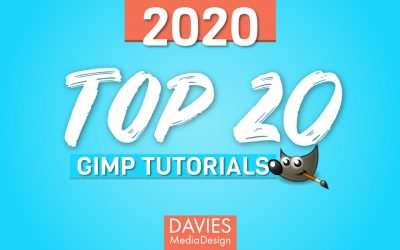 20 najboljših vadnic za GIMP leta 2020