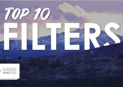 Top 10 GIMP filtrů