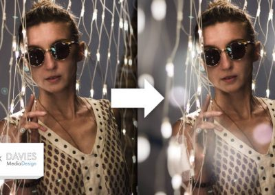 "How to Create That ""Famous"" Bokeh Effect in GIMP"