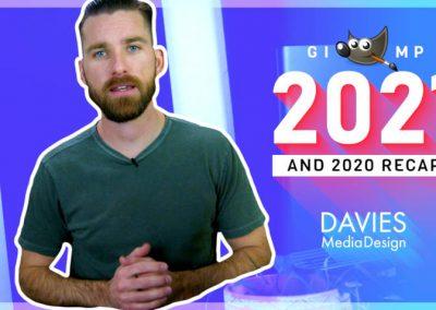 Pratinjau GIMP 2021 dan Rekap GIMP 2020