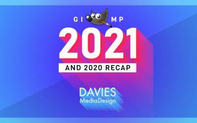GIMP 2021 Preview at GIMP 2020 Recap