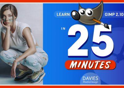 25 분 안에 김프 배우기 | 김프 초보자가 알아야 할 10 가지