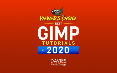 2020年Viewer's Choice最佳GIMP教程