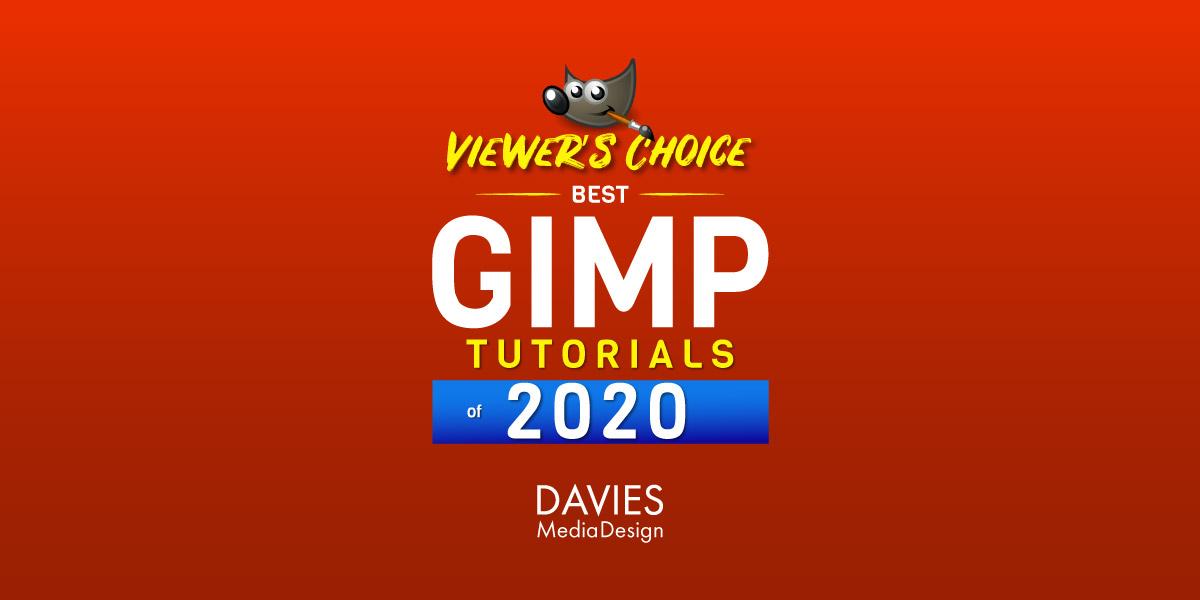 Nejlepší výukové programy GIMP roku 2020 pro diváky