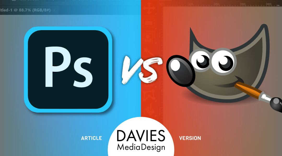 GIMP vs. Photoshop: pełne porównanie (wersja artykułu)