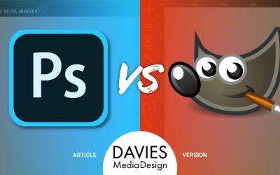 GIMP versus Photoshop: een volledige vergelijking (artikelversie)