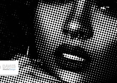 How to Create a Halftone Effect in GIMP